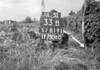SJ819133B, Ordnance Survey Revision Point photograph in Greater Manchester