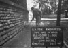 SJ839173K, Ordnance Survey Revision Point photograph in Greater Manchester