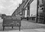 SJ829305B, Ordnance Survey Revision Point photograph in Greater Manchester