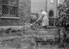 SJ819336B, Ordnance Survey Revision Point photograph in Greater Manchester