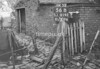 SJ819256B, Ordnance Survey Revision Point photograph in Greater Manchester