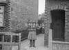 SJ839107S, Ordnance Survey Revision Point photograph in Greater Manchester