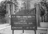SJ829157K, Ordnance Survey Revision Point photograph in Greater Manchester