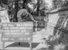 SJ839138A, Ordnance Survey Revision Point photograph in Greater Manchester