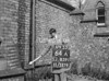 SJ839164A, Ordnance Survey Revision Point photograph in Greater Manchester