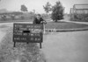 SJ839217A, Ordnance Survey Revision Point photograph in Greater Manchester