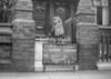 SJ819355B, Ordnance Survey Revision Point photograph in Greater Manchester