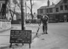 SJ819499A, Ordnance Survey Revision Point photograph in Greater Manchester