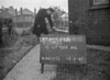 SJ829244A, Ordnance Survey Revision Point photograph in Greater Manchester