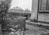 SJ829183A, Ordnance Survey Revision Point photograph in Greater Manchester