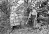 SJ819166B, Ordnance Survey Revision Point photograph in Greater Manchester