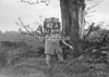 SJ819142A, Ordnance Survey Revision Point photograph in Greater Manchester
