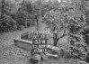 SJ839153W, Ordnance Survey Revision Point photograph in Greater Manchester
