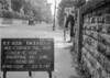 SJ839182A, Ordnance Survey Revision Point photograph in Greater Manchester