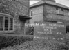 SJ829361L, Ordnance Survey Revision Point photograph in Greater Manchester
