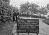 SJ829312C, Ordnance Survey Revision Point photograph in Greater Manchester
