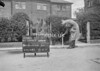 SJ819295B, Ordnance Survey Revision Point photograph in Greater Manchester
