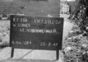 SJ829228A, Ordnance Survey Revision Point photograph in Greater Manchester