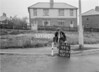 SJ959399B, Ordnance Survey Revision Point photograph in Greater Manchester
