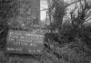 SJ899305A, Ordnance Survey Revision Point photograph in Greater Manchester