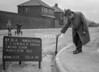 SJ909416A, Ordnance Survey Revision Point photograph in Greater Manchester