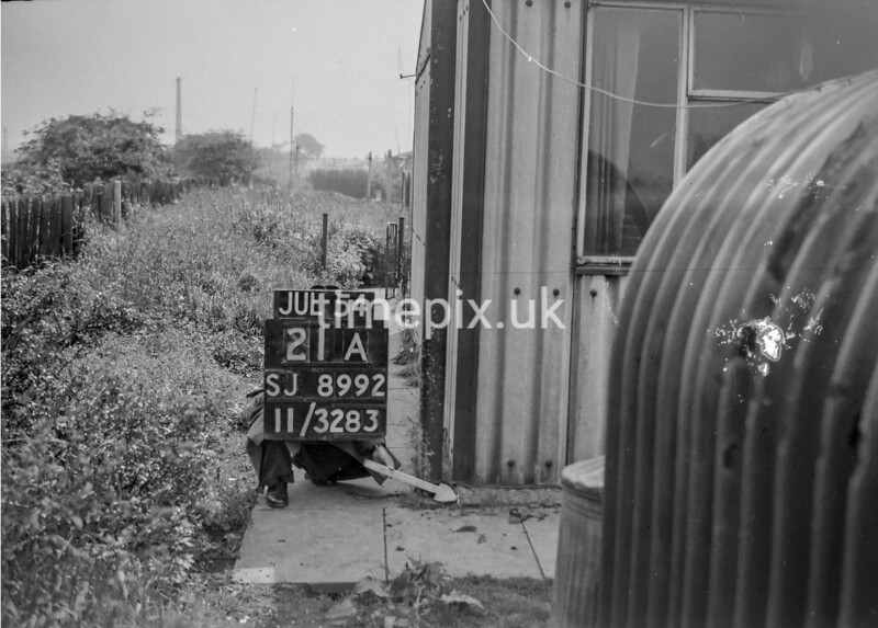 SJ899221A, Ordnance Survey Revision Point photograph in Greater Manchester