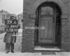 SJ889279A, Ordnance Survey Revision Point photograph in Greater Manchester