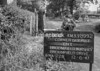 SJ899296C, Ordnance Survey Revision Point photograph in Greater Manchester