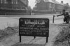 SJ889259B, Ordnance Survey Revision Point photograph in Greater Manchester