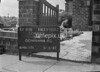 SJ889281B, Ordnance Survey Revision Point photograph in Greater Manchester