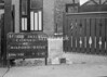 SJ889313B, Ordnance Survey Revision Point photograph in Greater Manchester