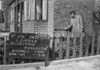SJ909435B, Ordnance Survey Revision Point photograph in Greater Manchester