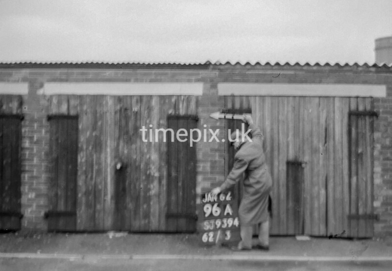 SJ939496A, Ordnance Survey Revision Point photograph in Greater Manchester