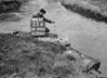 SJ909223K, Ordnance Survey Revision Point photograph in Greater Manchester