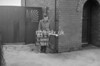 SJ899385L, Ordnance Survey Revision Point photograph in Greater Manchester