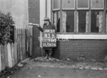 SJ919243B, Ordnance Survey Revision Point photograph in Greater Manchester