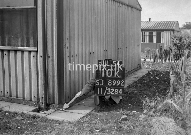 SJ899210K, Ordnance Survey Revision Point photograph in Greater Manchester