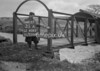SJ909235A, Ordnance Survey Revision Point photograph in Greater Manchester