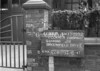 SJ899296B, Ordnance Survey Revision Point photograph in Greater Manchester
