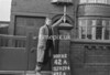 SJ929442A, Ordnance Survey Revision Point photograph in Greater Manchester