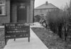 SJ909459B, Ordnance Survey Revision Point photograph in Greater Manchester