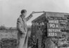 SJ929490A, Ordnance Survey Revision Point photograph in Greater Manchester