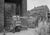 SJ899276B, Ordnance Survey Revision Point photograph in Greater Manchester