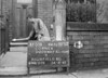 SJ889400B, Ordnance Survey Revision Point photograph in Greater Manchester