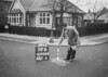 SJ939359B, Ordnance Survey Revision Point photograph in Greater Manchester