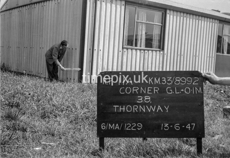 SJ899211A, Ordnance Survey Revision Point photograph in Greater Manchester