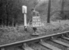 SJ909265A, Ordnance Survey Revision Point photograph in Greater Manchester