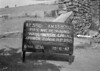 SJ899235C, Ordnance Survey Revision Point photograph in Greater Manchester