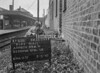 SJ899363B, Ordnance Survey Revision Point photograph in Greater Manchester