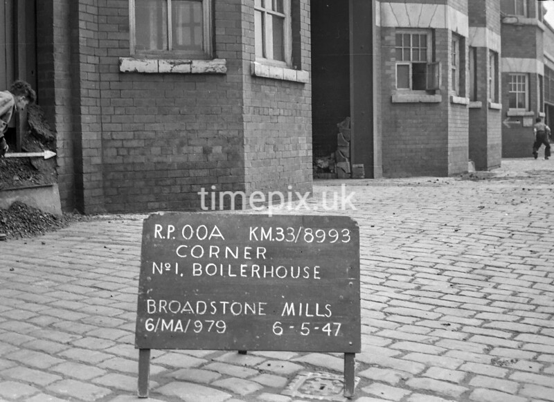 SJ899300A, Ordnance Survey Revision Point photograph in Greater Manchester